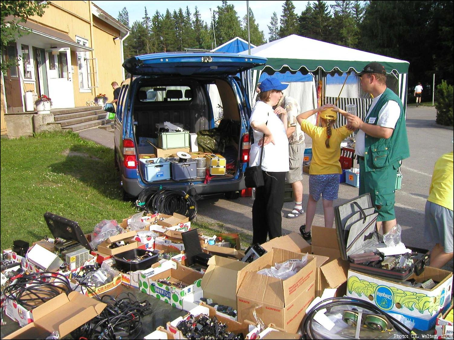 AD0H at WRTC 2002 Finland