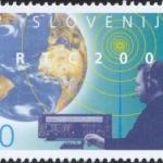 Slovenian Stamp