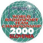WRTC 2000 Slovenia Logo