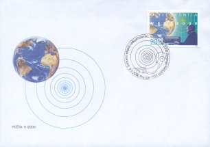 Slovenian First day cover