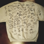 Signed Sweatshirt (back)